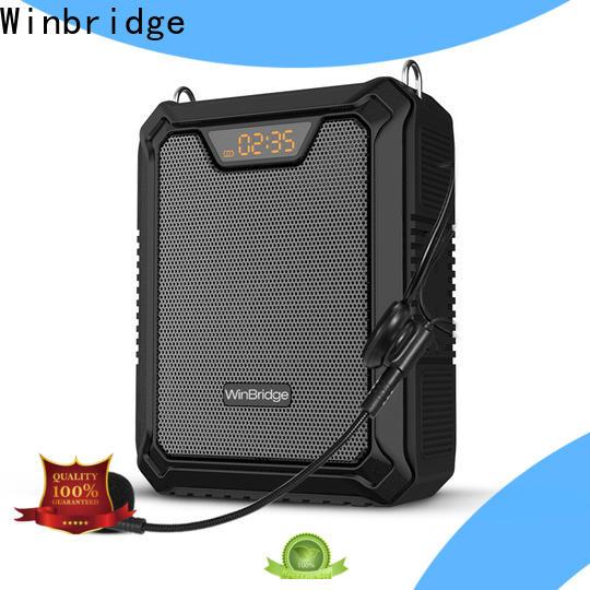 Winbridge personal voice amplifier supplier wholesale