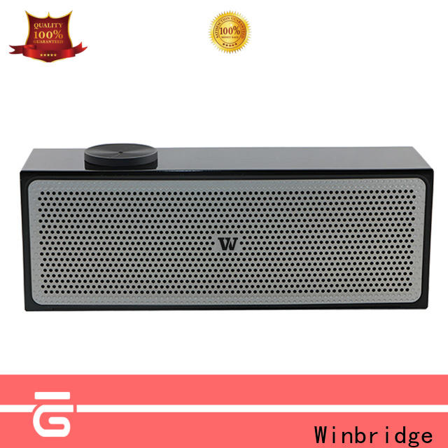 Winbridge subwoofer bluetooth home speakers supply for outdoor hiking