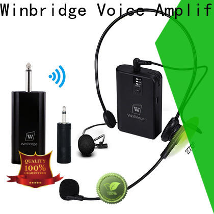 headset wireless lapel microphone supplier for party